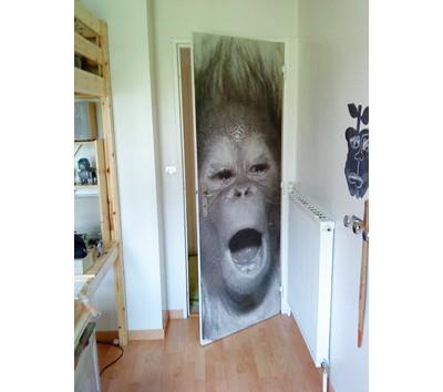 porte imprimée avec encres uv et waterproof grafiburo