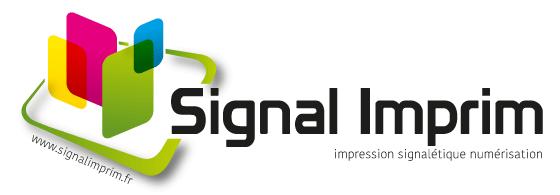 Signal Imprim - Impression Numérique, signalétique, numérisation Logo